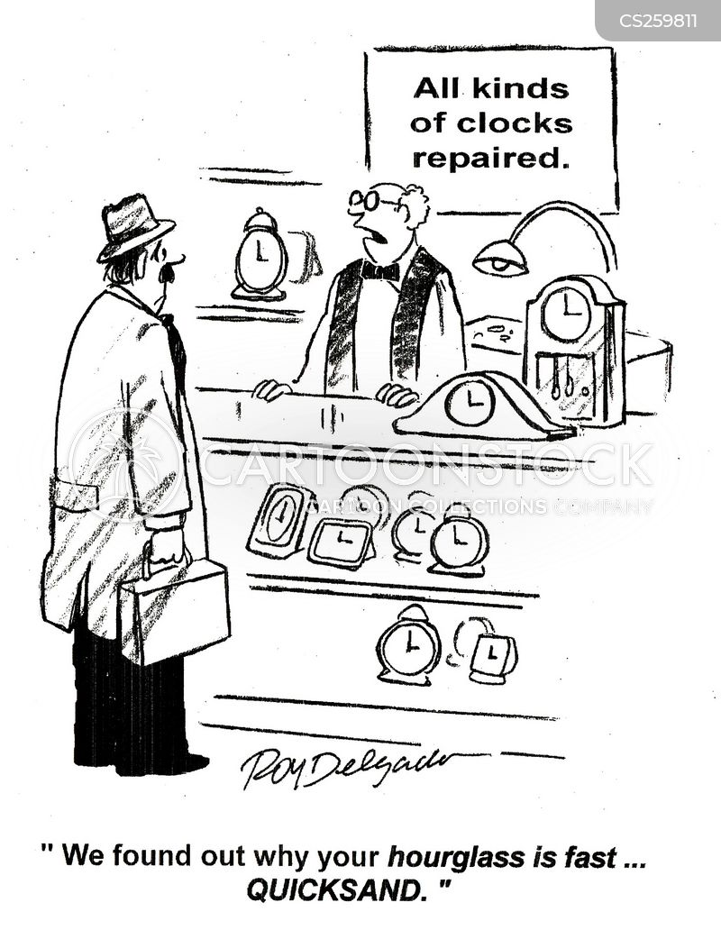repair shops cartoon