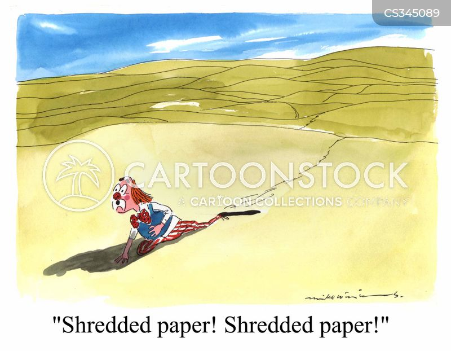 confetti cartoon
