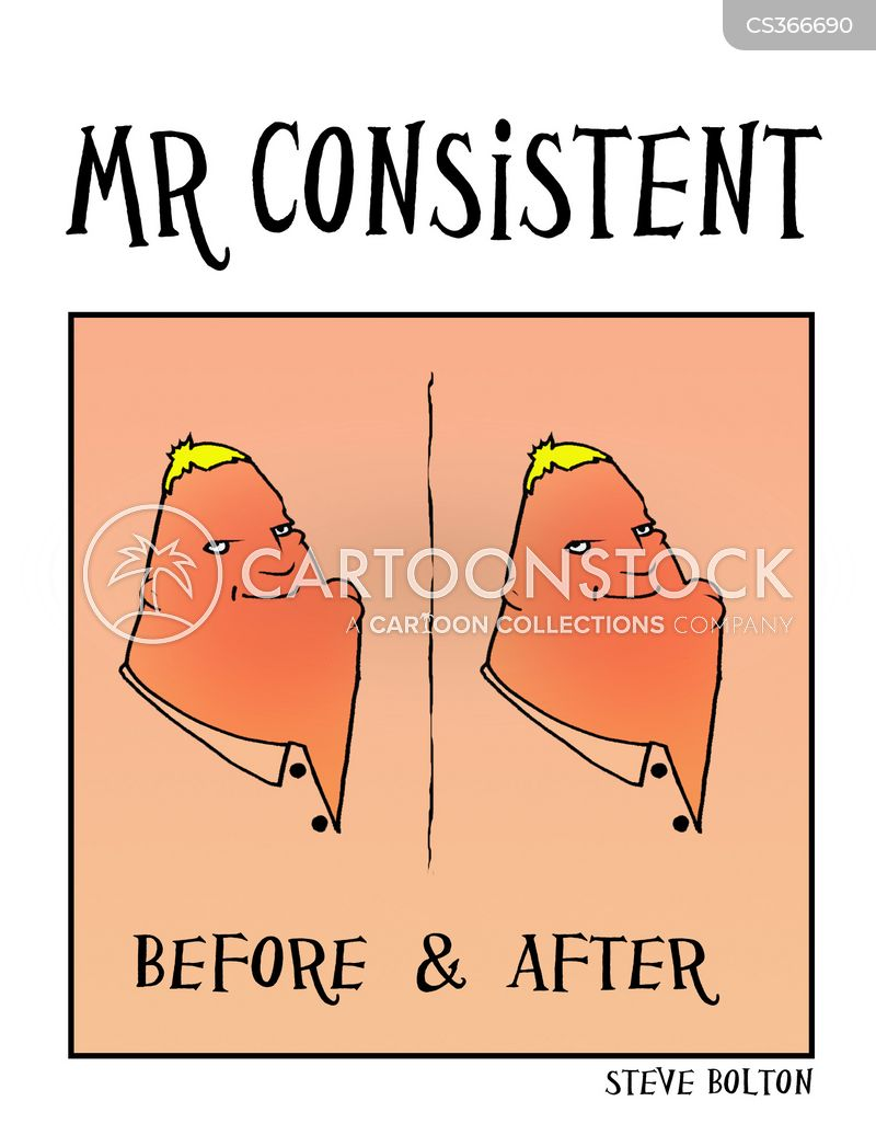 consistencies cartoon