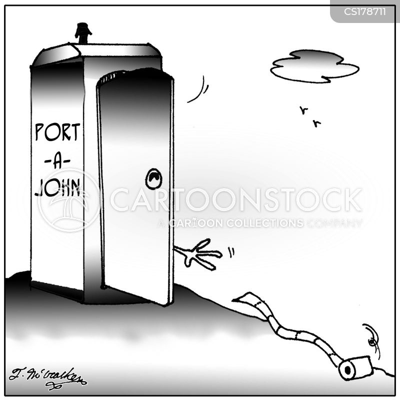 Portaloos cartoons, Portaloos cartoon, funny, Portaloos picture, Portaloos pictures, Portaloos image, Portaloos images, Portaloos illustration, Portaloos illustrations