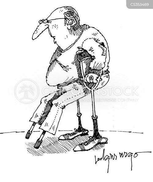 disable cartoon