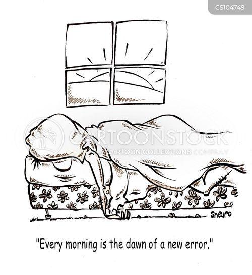demotivated cartoon