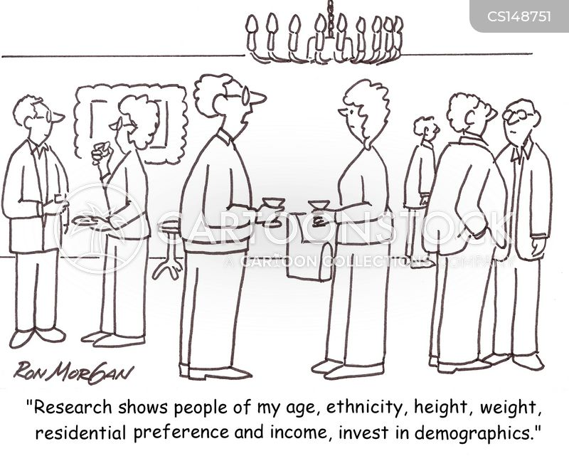 target audience cartoon