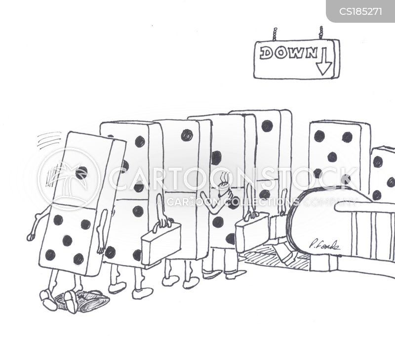domino game cartoon