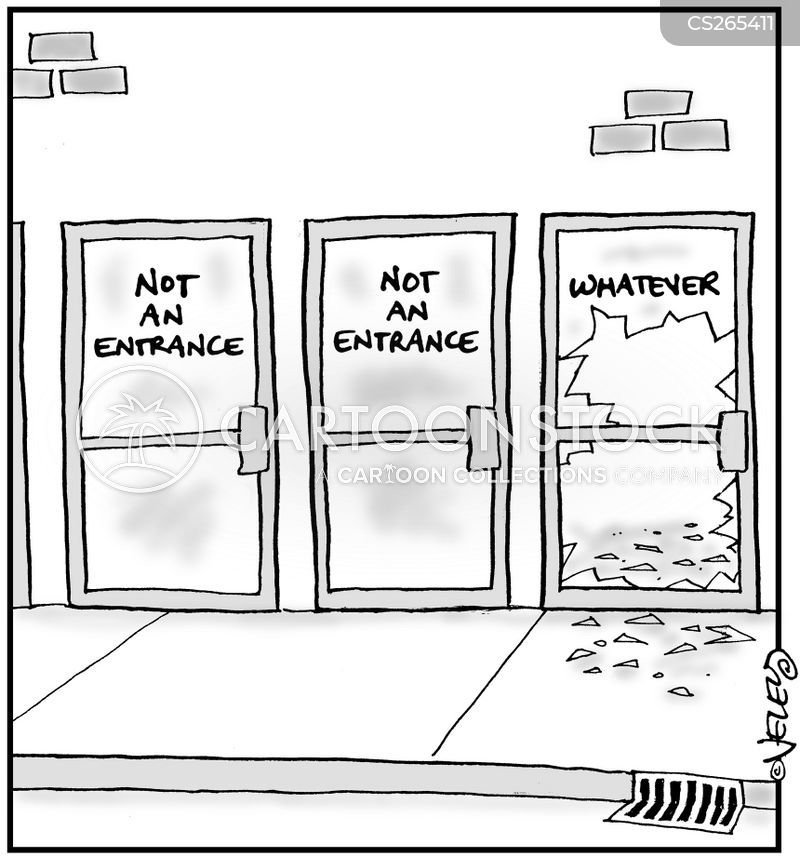 Fire Door cartoon 4 of 6  sc 1 st  CartoonStock & Fire Door Cartoons and Comics - funny pictures from CartoonStock