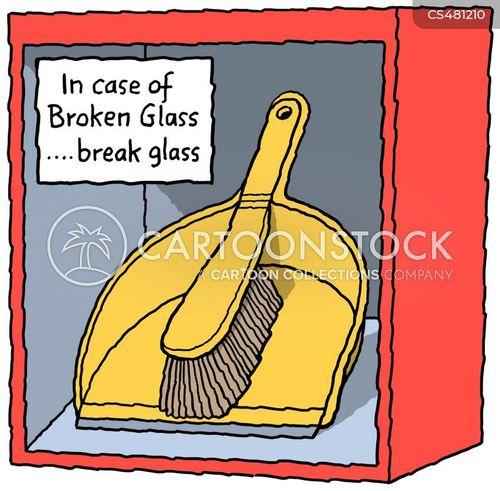 emergency protocol cartoon