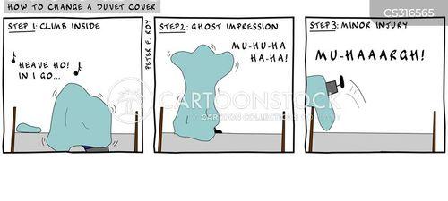 duvet cover cartoon