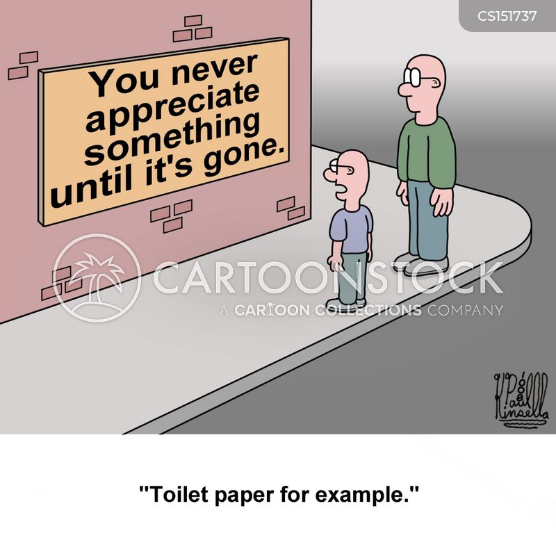 unappreciative cartoon