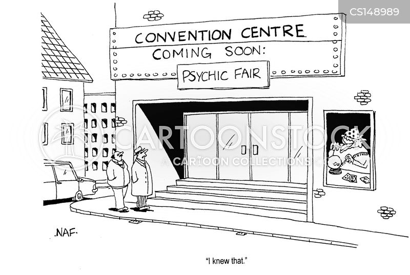 convention center cartoons and comics funny pictures from cartoonstock