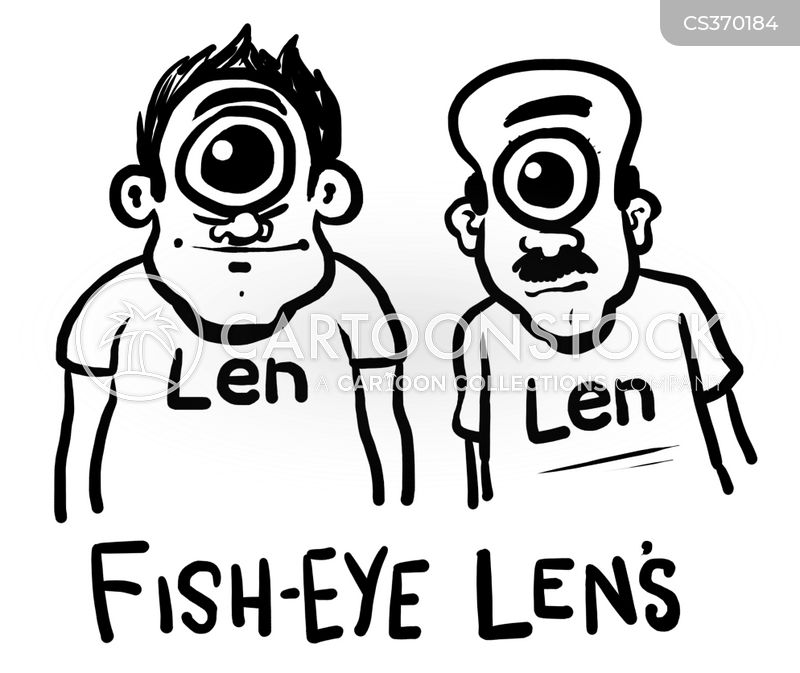 how to take a fisheye photo