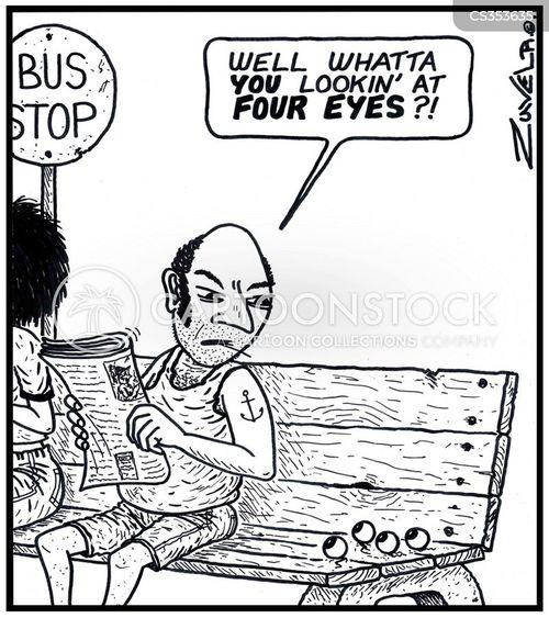 snappy cartoon