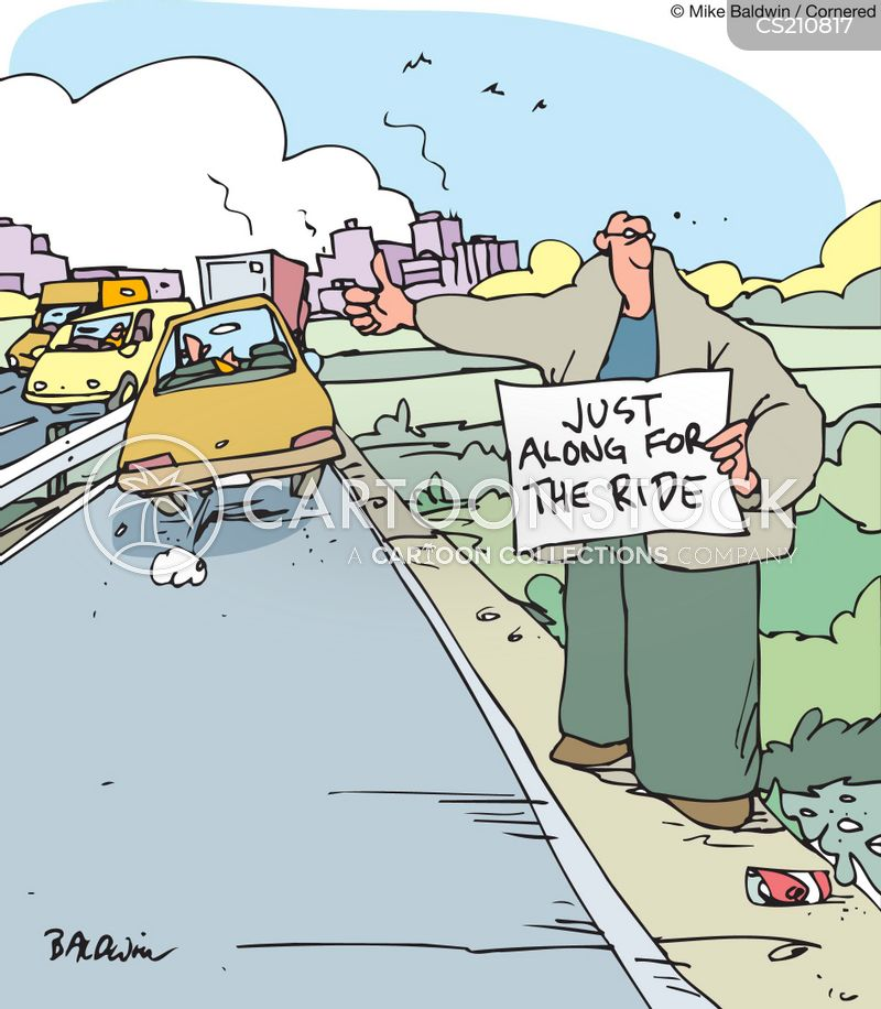 free ride cartoon