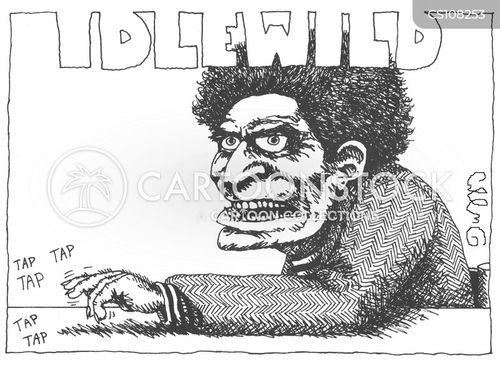 wildness cartoon