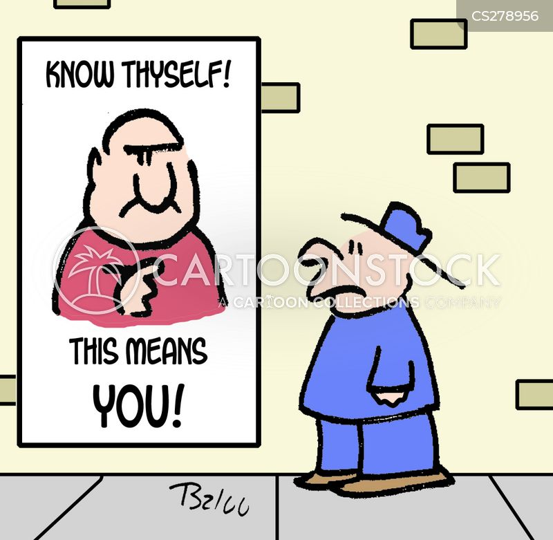 introspectiveness cartoon