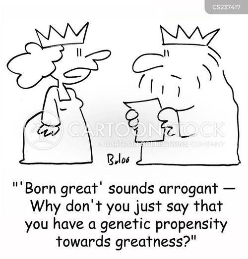 born great cartoon