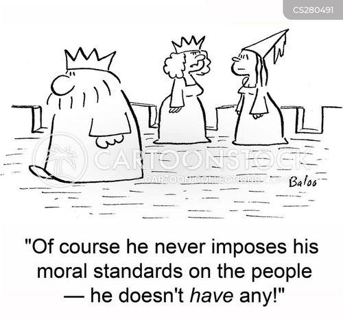 imposes cartoon