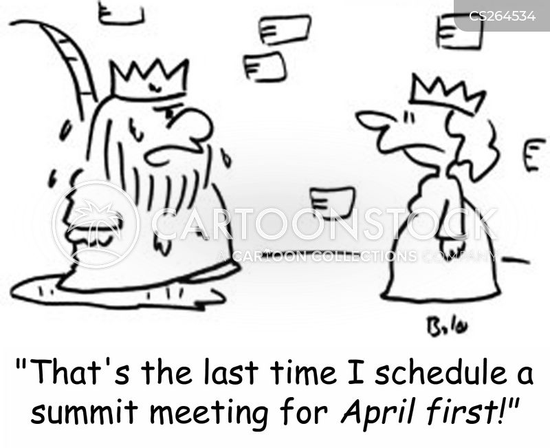 april 1st cartoon