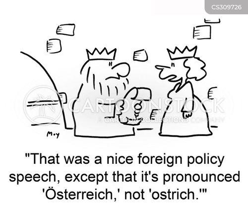 austria cartoon