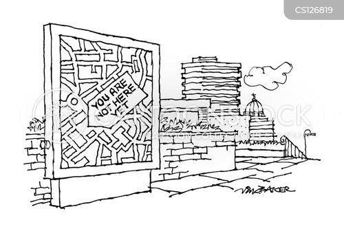 public information cartoon