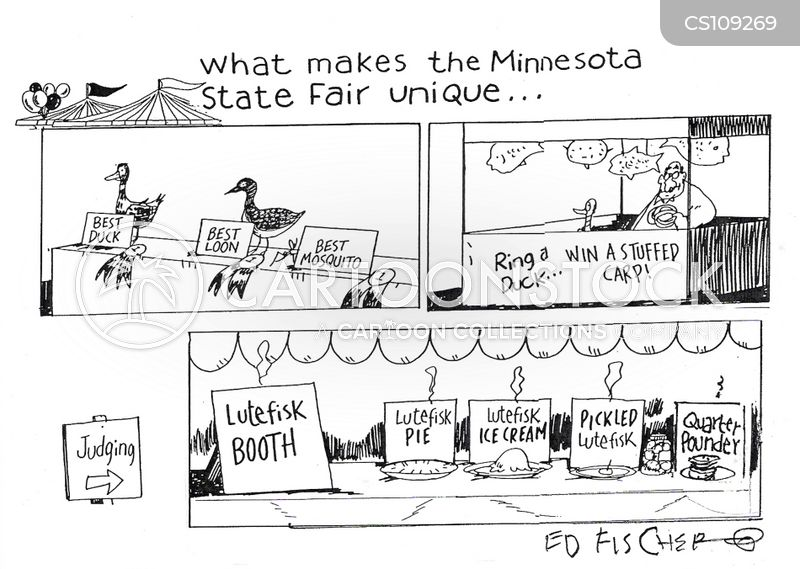 minn cartoon