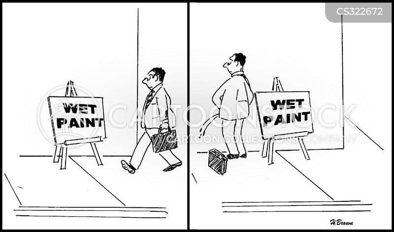 misinterpreted cartoon