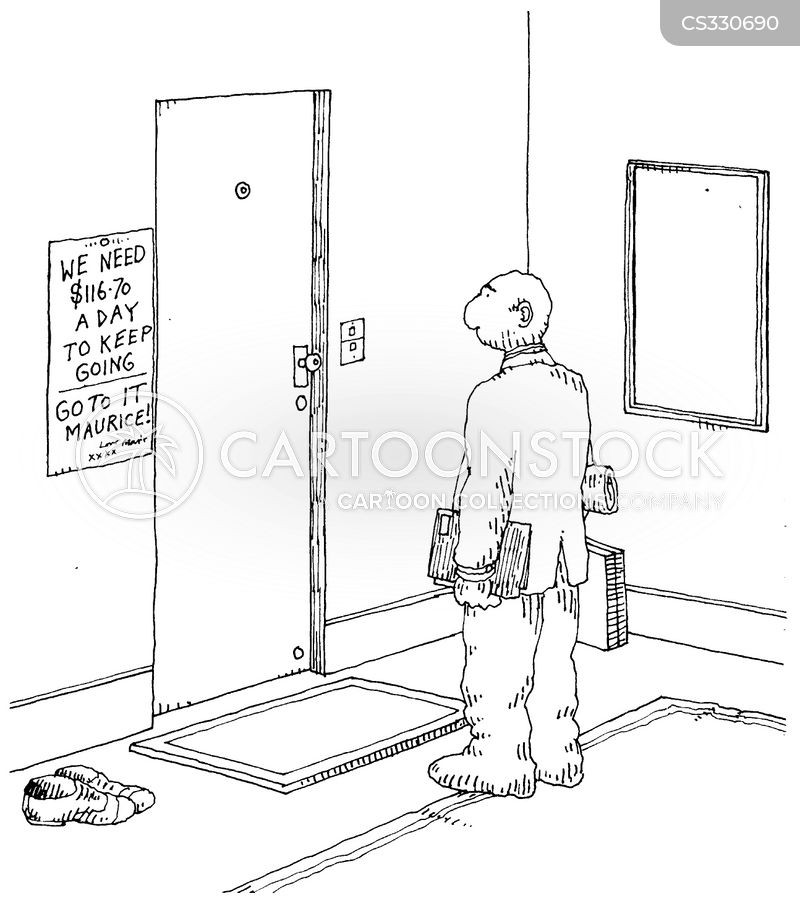 Front Doors Door Cartoons And Comics Funny Pictures From Cartoonstock