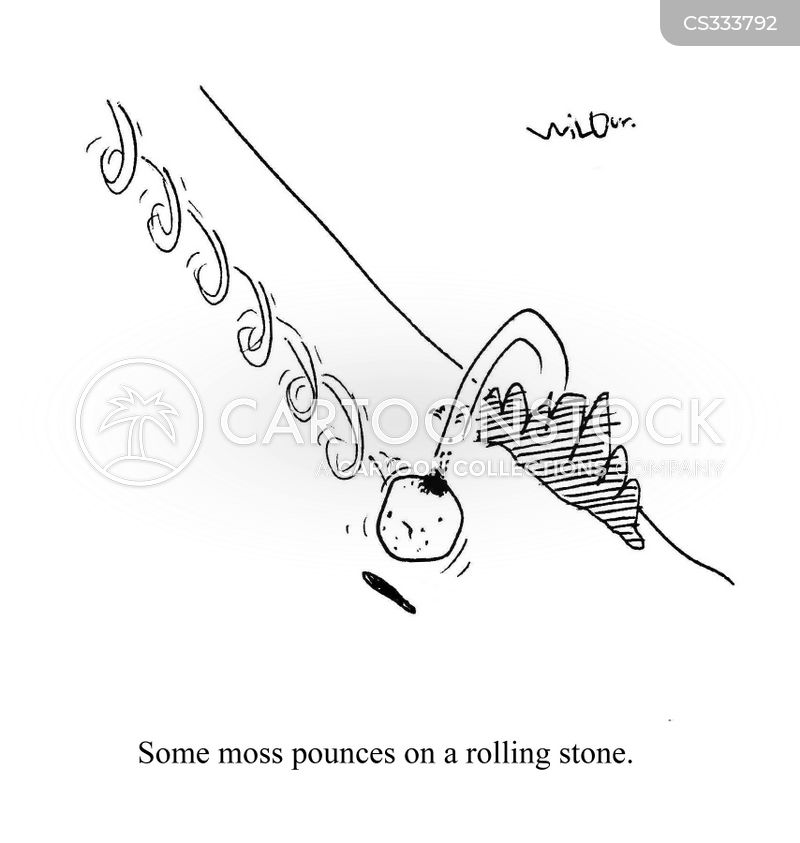 pounces cartoon