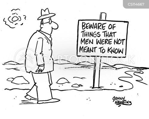 provocative cartoon