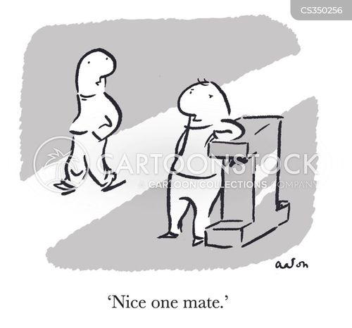ones cartoon