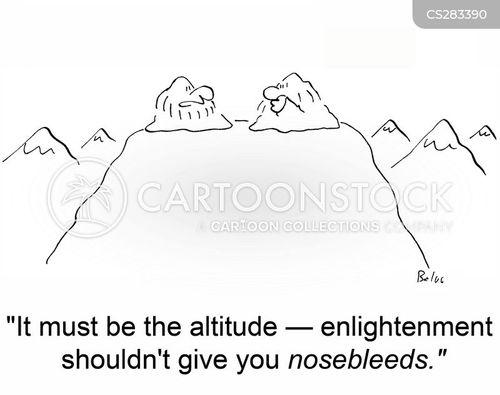 nosebleeds cartoon