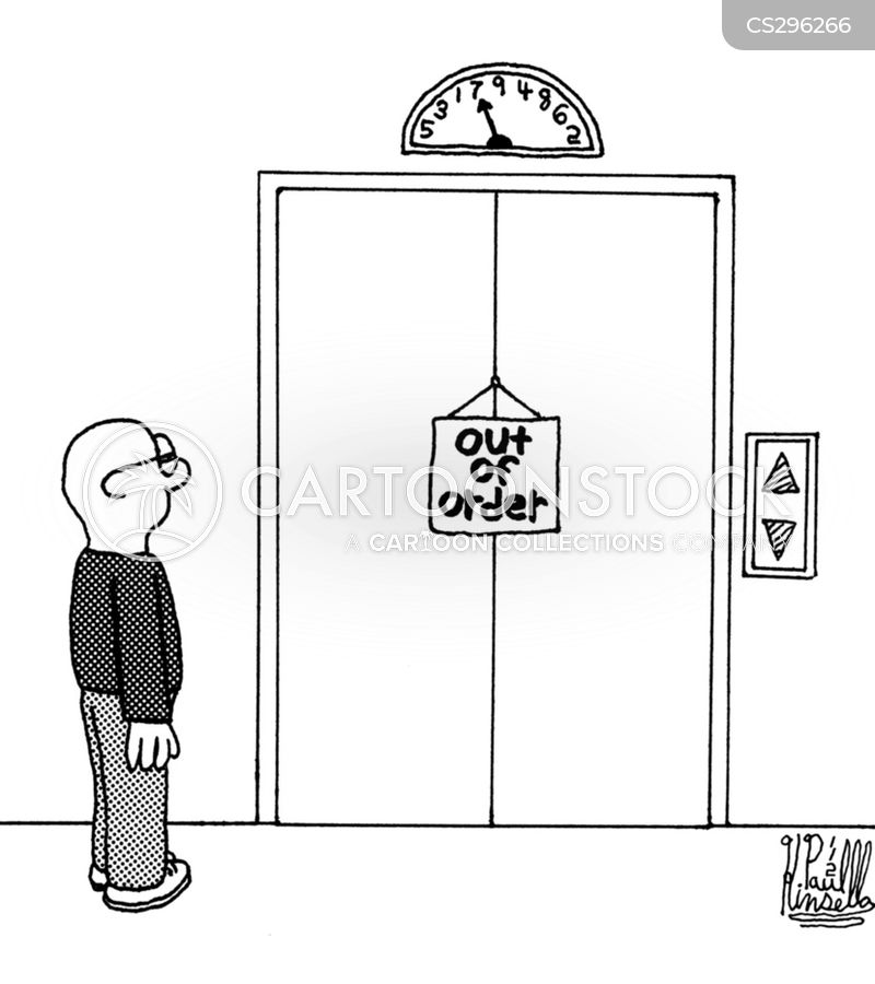 Out Of Order Signs Cartoons And Comics Funny Pictures From - Out of order sign pdf