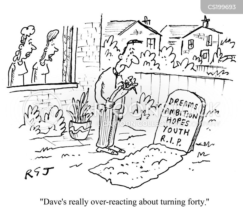over reactions cartoon