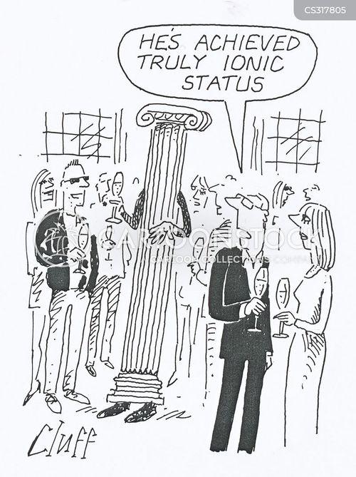 famed cartoon