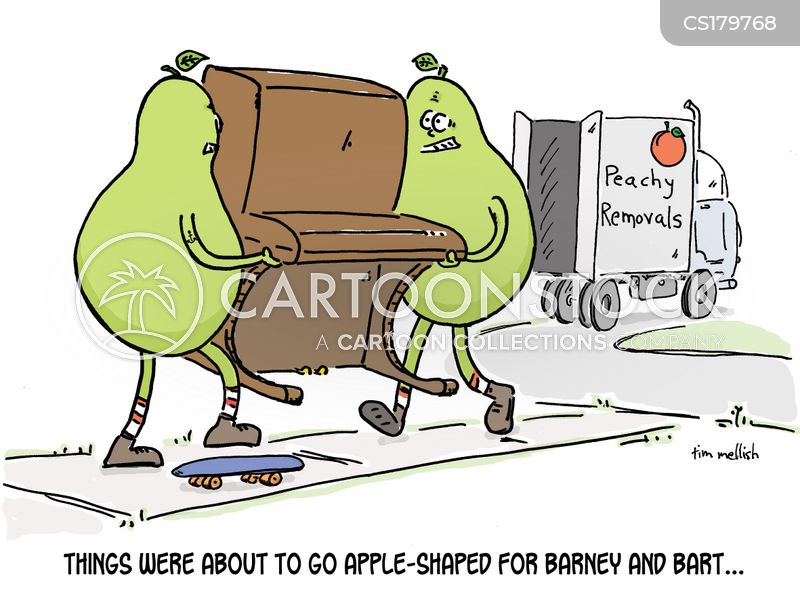 Moving Day cartoons, Moving Day cartoon, funny, Moving Day picture, Moving Day pictures, Moving Day image, Moving Day images, Moving Day illustration, Moving Day illustrations