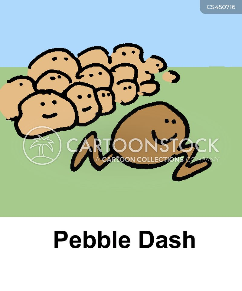pebbles cartoon