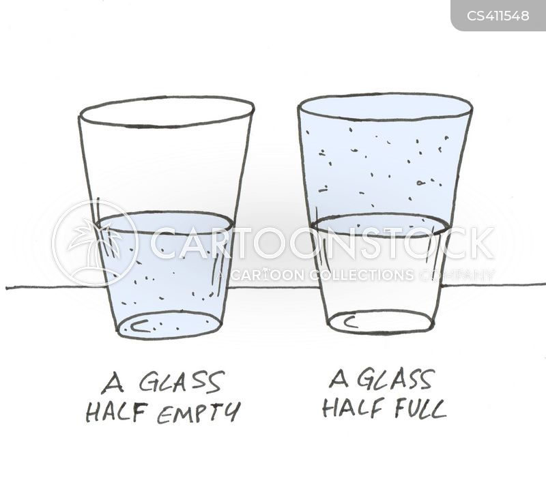 negative outlook cartoon