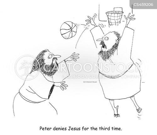 basketball games cartoon