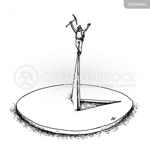 drawing pins cartoon