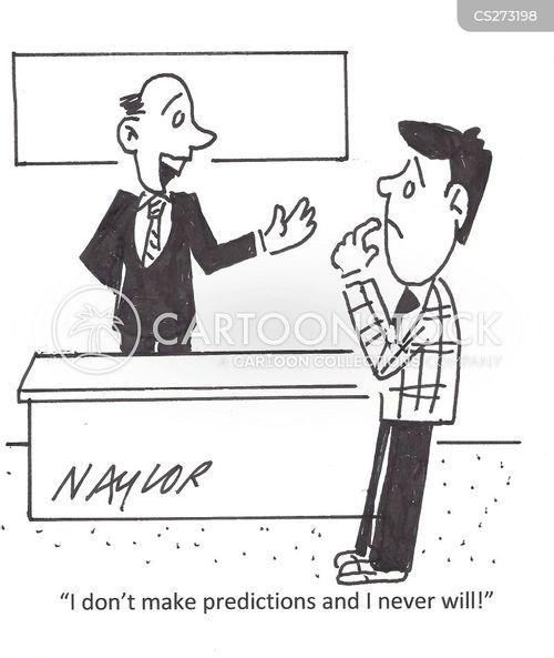 foresights cartoon