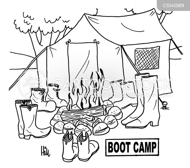 boot-camps cartoon