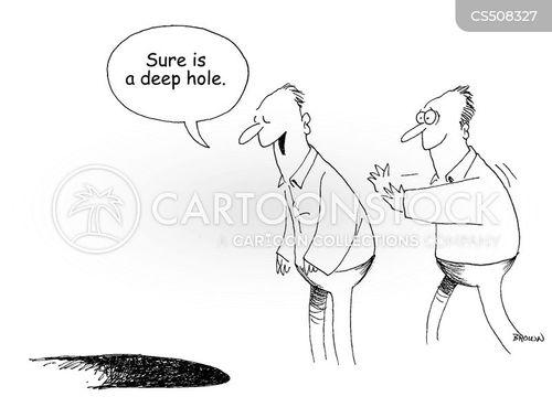 good riddance cartoon