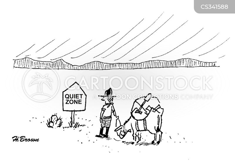 Quiet Zones cartoons, Quiet Zones cartoon, funny, Quiet Zones picture, Quiet Zones pictures, Quiet Zones image, Quiet Zones images, Quiet Zones illustration, Quiet Zones illustrations