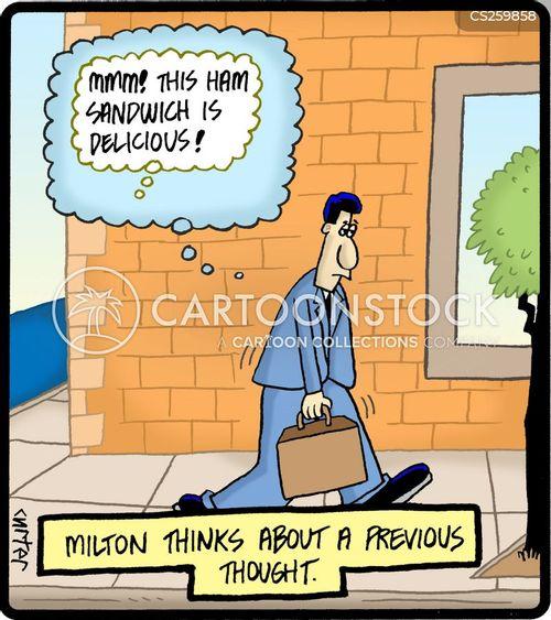 recalled cartoon