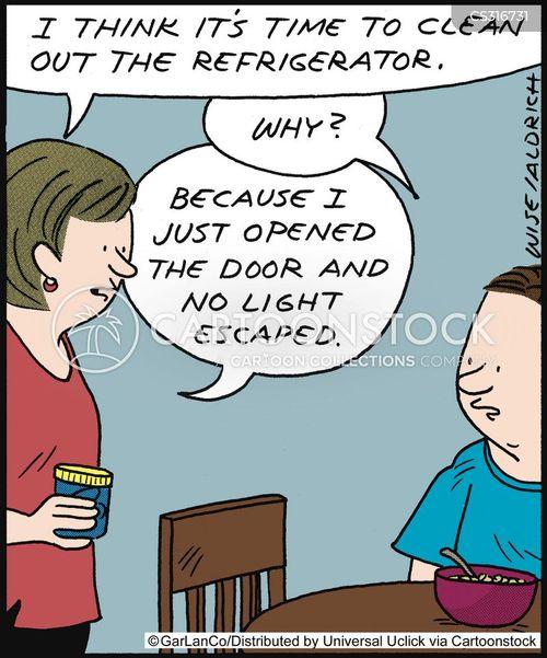 lighting cartoon