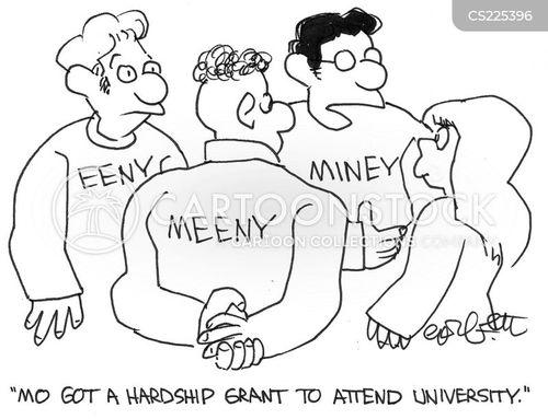 eeny meeny miney mo cartoon