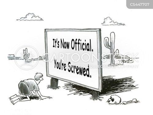 oasis cartoon