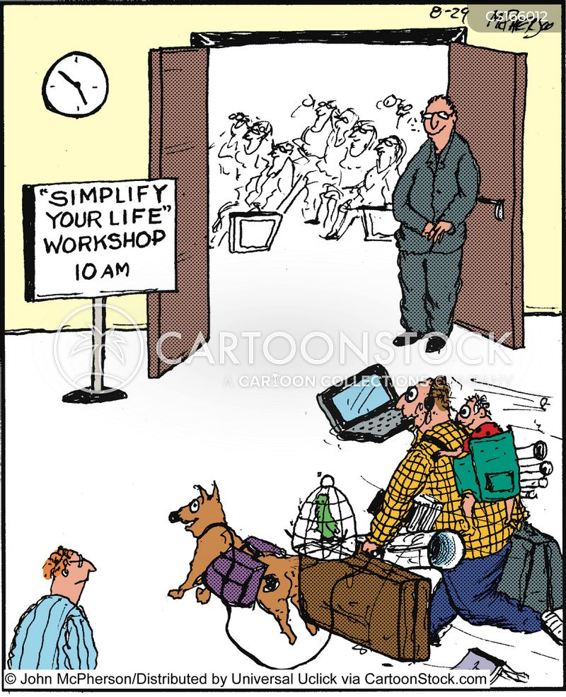 workshop cartoon
