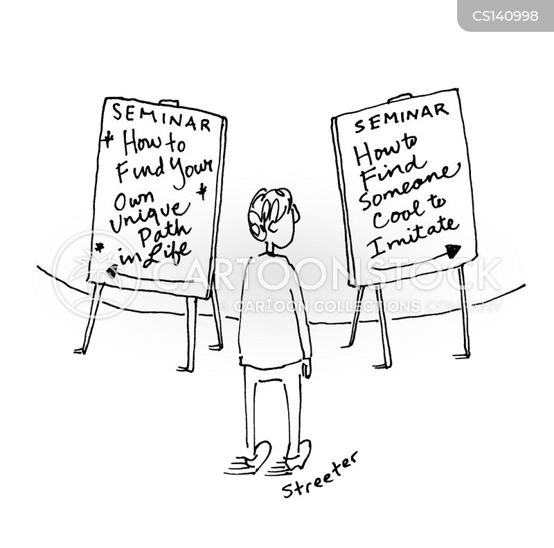 seminars cartoon