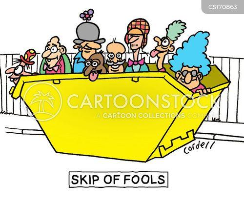 dumbass cartoon