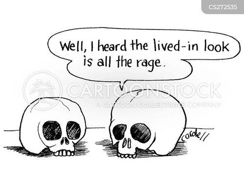 used cartoon